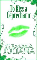 Cover for 'To Kiss a Leprechaun'