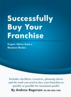 Cover for 'Successfully buy your franchise'