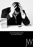 Cover for 'The Development Talk'