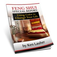 Cover for 'Feng Shui Colors: Using Color To Change Your Life'