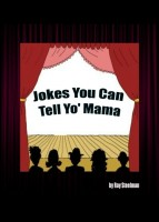 Cover for 'Jokes You Can Tell Yo' Mama'