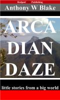 Cover for 'Arcadian Daze'