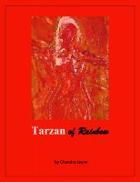 Cover for 'Tarzan of Rainbow'