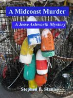 Cover for 'A Midcoast Murder'