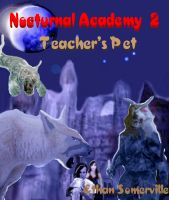 Cover for 'Nocturnal Academy 2: Teacher's Pet'