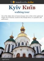 Cover for 'Kiev Walking Tour'