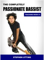 Cover for 'The Completely Passionate Bassist'