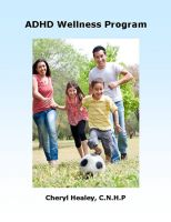 Cover for 'ADHD Wellness Program'