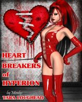 Cover for 'Heart Breakers of Hyperion'