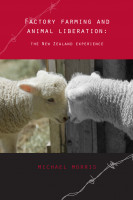 Cover for 'Factory farming and animal liberation: the New Zealand experience'