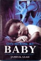 Cover for 'Give me Back my Baby'