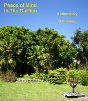 Cover for 'Peace of Mind in The Garden'