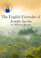 Cover for 'The English Fairy Tales of Joseph Jacobs for Modern Reader (Translated)'