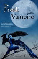 Cover for 'The Freak and the Vampire'