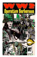 Cover for 'World War 2 Operation Barbarosa'