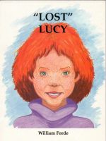 Cover for 'Lost Lucy'