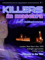 Cover for 'Killers In Mascara'