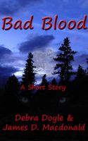 Cover for 'Bad Blood: A short story'