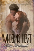 Cover for 'Wandering Heart'