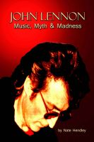 Cover for 'John Lennon: Music, Myth and Madness'