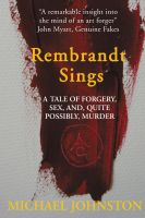 Cover for 'Rembrandt Sings'