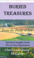 Cover for 'Buried Treasures From the Fields of Life'