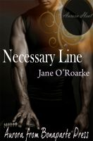 Cover for 'Necessary Line'