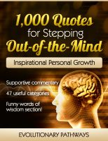 Cover for '1,000 Quotes for Stepping Out-of-the-Mind'