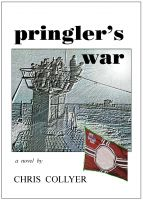 Cover for 'Pringler's  War'
