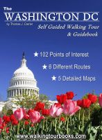 Cover for 'Washington DC Self Guided Walking Tour & Travel Guide'