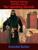 Cover for 'Sherlock Holmes and the Case of The Spanking Dervish'