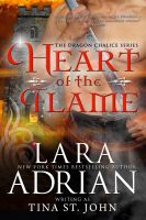 Cover for 'Heart of the Flame'