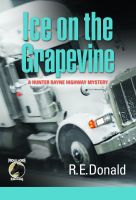Cover for 'Ice on the Grapevine'