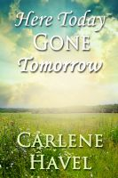 Cover for 'Here Today Gone Tommorow'