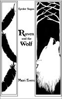 Cover for 'Raven and the Wolf'