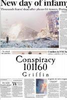 Cover for 'Conspiracy  101160'