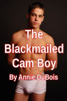 Cover for 'The Blackmailed Cam Boy'