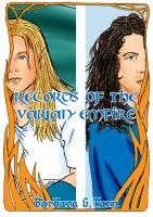 Cover for 'Records of the Varian Empire'