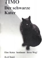 Cover for 'Timo der schwarze Kater'