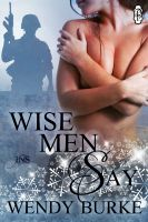 Cover for 'Wise Men Say'