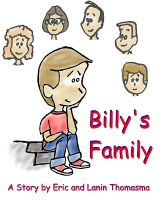 Cover for 'Billy's Family'