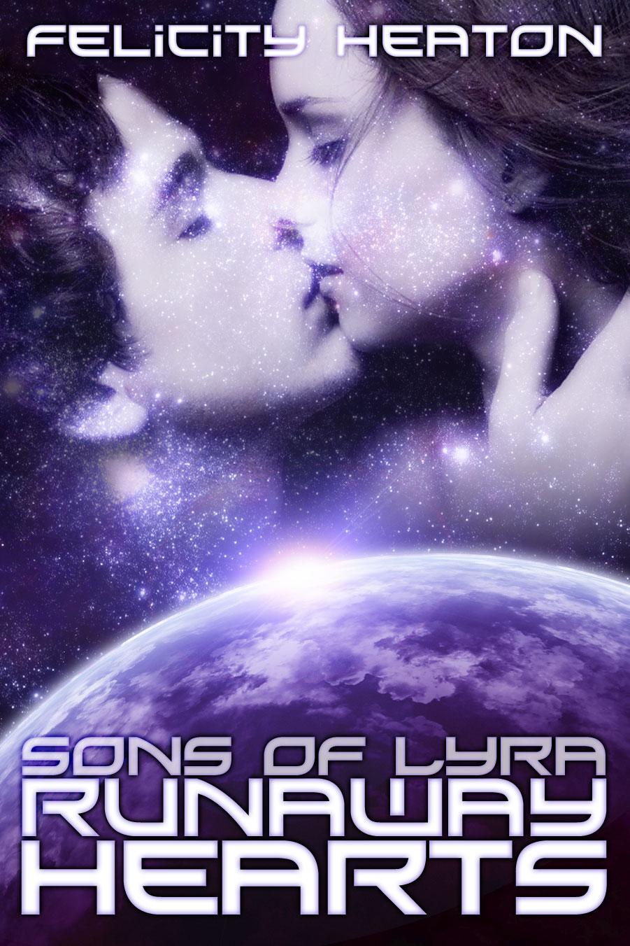 Felicity Heaton - Sons of Lyra: Runaway Hearts