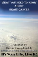 Cover for 'What You Need to Know About Brain Cancer'