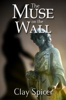 Cover for 'The Muse on the Wall'