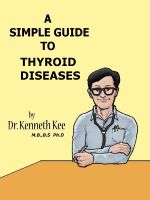 Cover for 'A Simple Guide to Thyroid Diseases'