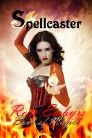 Cover for 'Spellcaster: Book of Magick'