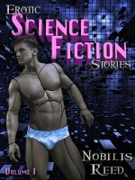 Cover for 'Erotic Science Fiction Stories, Volume 1'