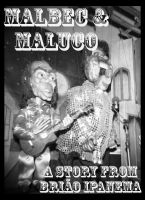 Cover for 'Malbec & Maluco'