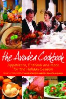 Cover for 'Avonlea Cookbook'