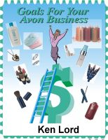 Cover for 'Goals for your Avon Business'